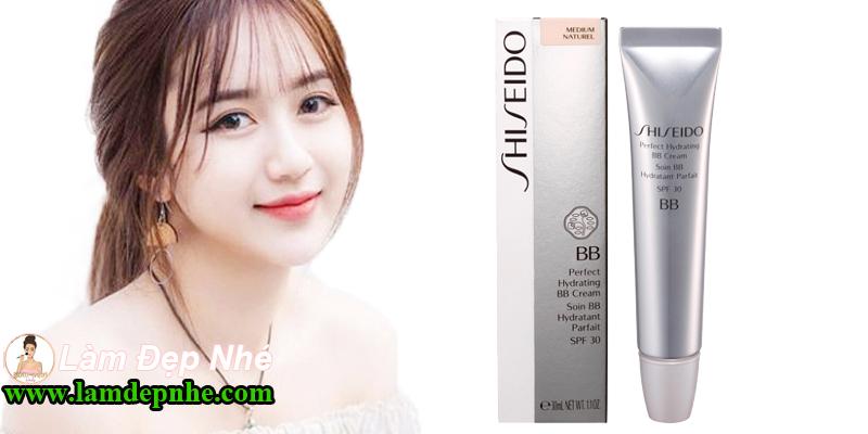 BB cream của Shiseido có tốt không