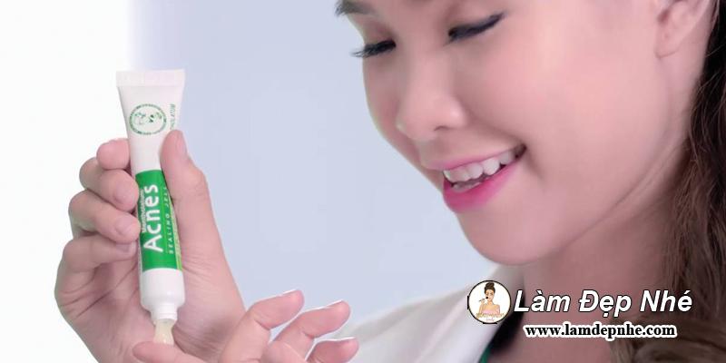 Gel trị mụn acnes có hiệu quả không