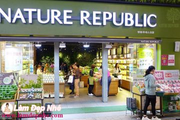 Mỹ phẩm Nature Republic có tốt không