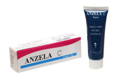 Review Anzela cream 10g