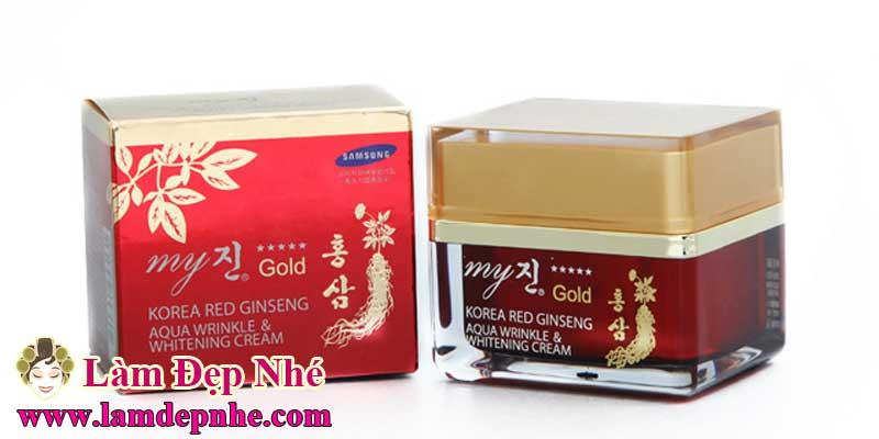 Nơi bán kem hồng sâm giá rẻ, uy tín, chất lượng nhất Việt Nam